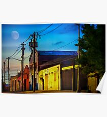 The Streets Of Redhook Poster