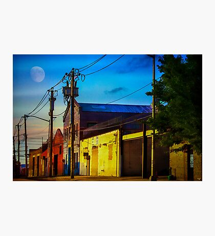 The Streets Of Redhook Photographic Print