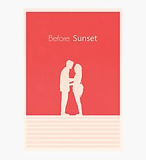 Before Sunset Photographic Print