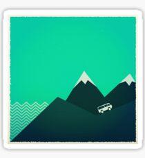 Travel! Sticker