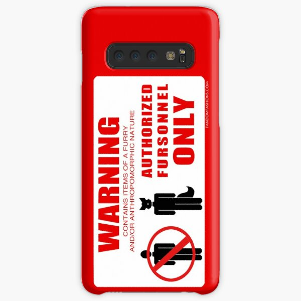Authorized Fursonnel Samsung Galaxy Snap Case