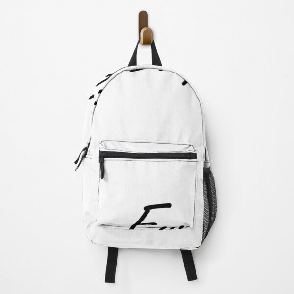 Ew, 2020 T-shirt Backpack