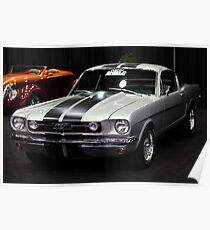 Ford Mustang Fastback - 5D20334 Poster