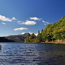 Loch Ard, The Trossachs,Scotland by Jim Wilson