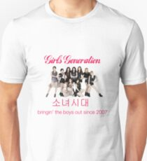 Girls' Generation Gee Logo T-Shirt
