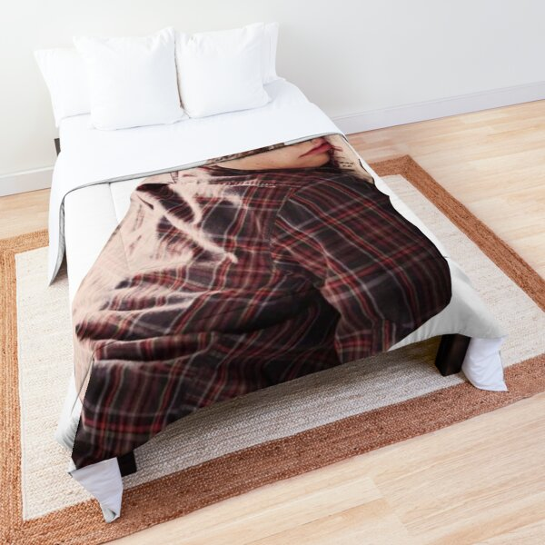 Cute Dylan O'Brien Napping Comforter