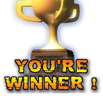 YOU'RE WINNER ! by MarlboroMike