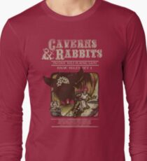 Caverns & Rabbits Long Sleeve T-Shirt