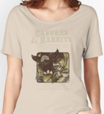 Caverns & Rabbits Women's Relaxed Fit T-Shirt