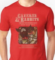 Caverns & Rabbits Unisex T-Shirt