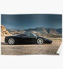 Ferrari Enzo | Profile Poster