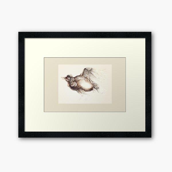 Metamorphosis 3 Framed Art Print