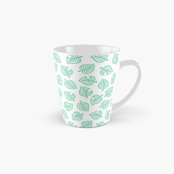 Animal Crossing New Horizons Nook Inc. Pattern Mug long