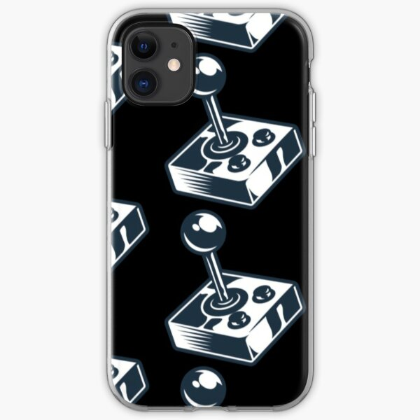 Get your game face on2 iPhone Soft Case