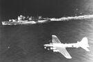 USCG Boeing B-17 Search & Rescue by John Schneider