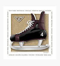 Classic Skate Photographic Print