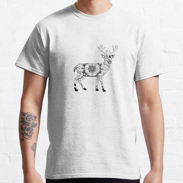 Stag Mandala Classic T-Shirt