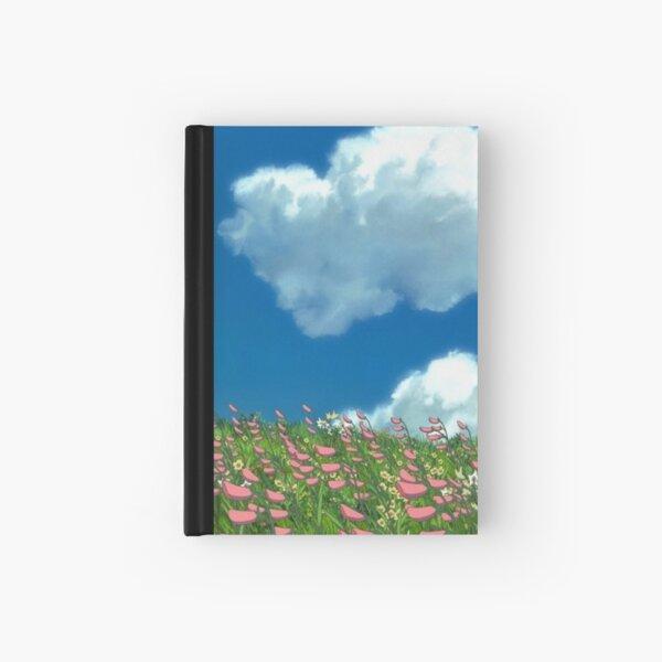 Feld voller Blumen Notizbuch