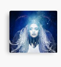 The Deep Canvas Print