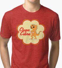 Chupacabra  Tri-blend T-Shirt