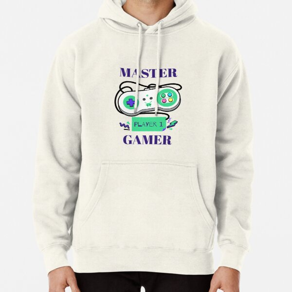 MG Controller Pullover Hoodie