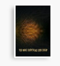 Cheap Canvas Print
