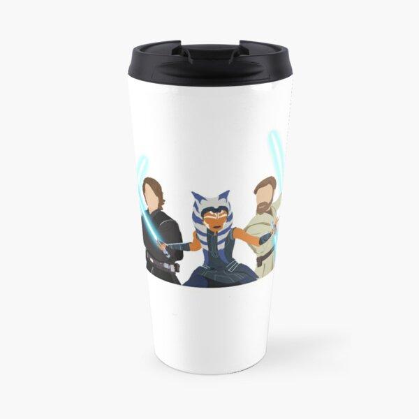 the trio Travel Mug
