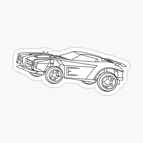 Rocket League Stickers Redbubble Trade rocket league items with other players. redbubble