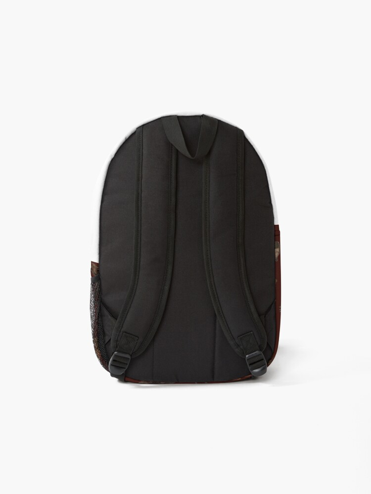 Alternate view of Cozy Crone Backpack