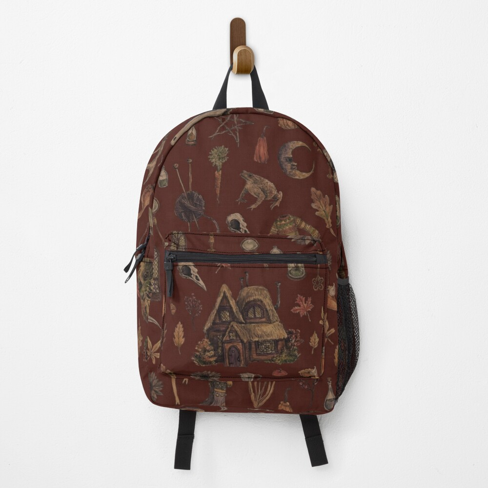 Cozy Crone Backpack