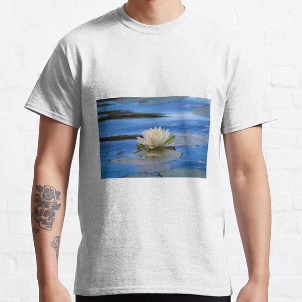 White Water Lily Classic T-Shirt