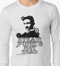 Nikola Tesla was a punk T-Shirt