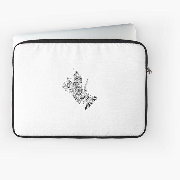 Isle of Skye Mandala Laptop Sleeve