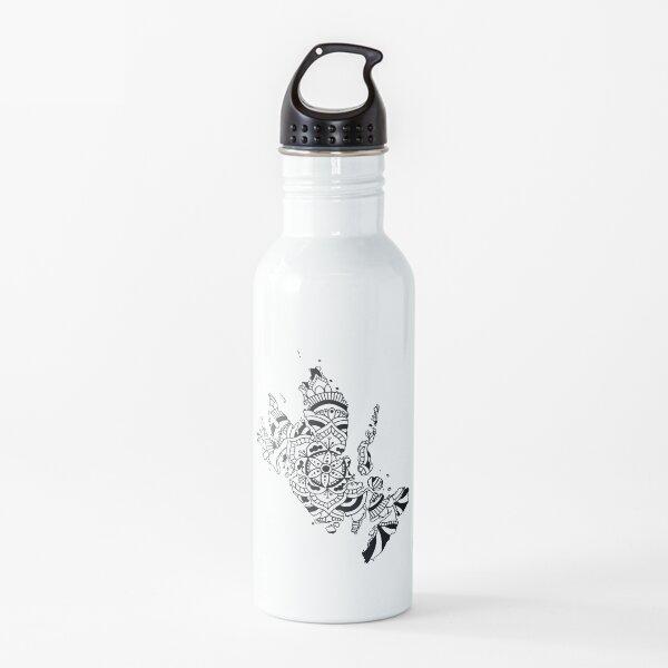 Isle of Skye Mandala Water Bottle