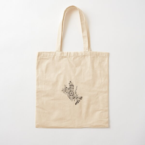 Isle of Skye Mandala Cotton Tote Bag