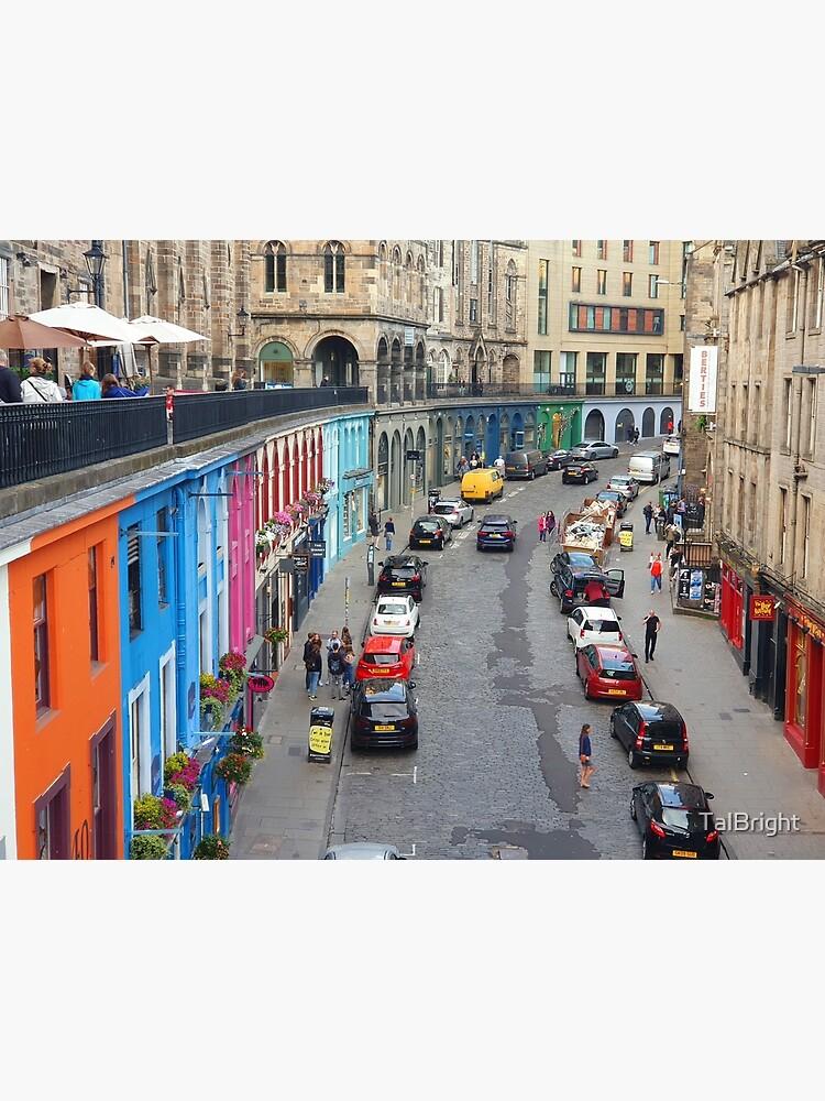Victoria Street, Edinburgh, Scotland by TalBright