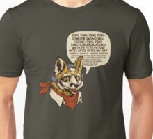 What Does the Star Fox Say? Unisex T-Shirt