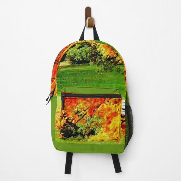 Autumn afternoon Backpack