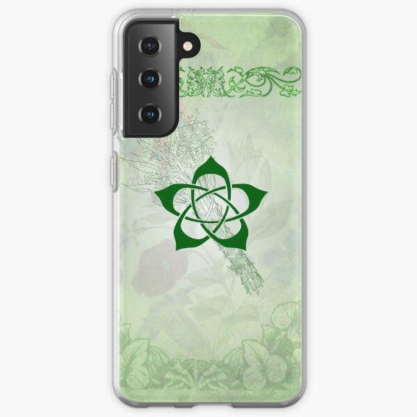 Green Witchery Samsung Galaxy Soft Case