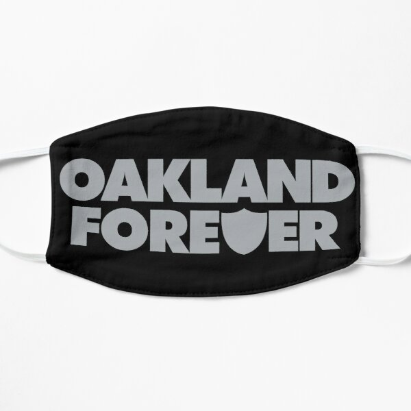 Oakland Forever (Raiders) - Silver Mask
