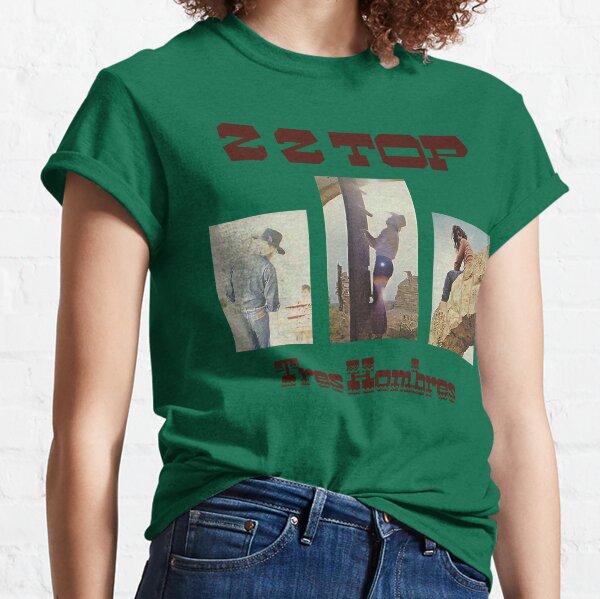 ZZ Top Tres Hombres Classic T-Shirt
