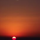 Sunrise,Smoke & Plane... by debsphotos