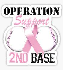 Operation Support 2nd Base Sticker