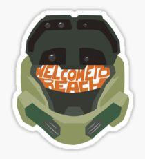 Our Last Word - Jun Sticker