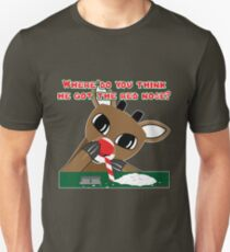 Rudolph's Red Nose T-Shirt
