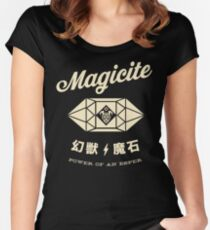 Magic Stone Women's Fitted Scoop T-Shirt