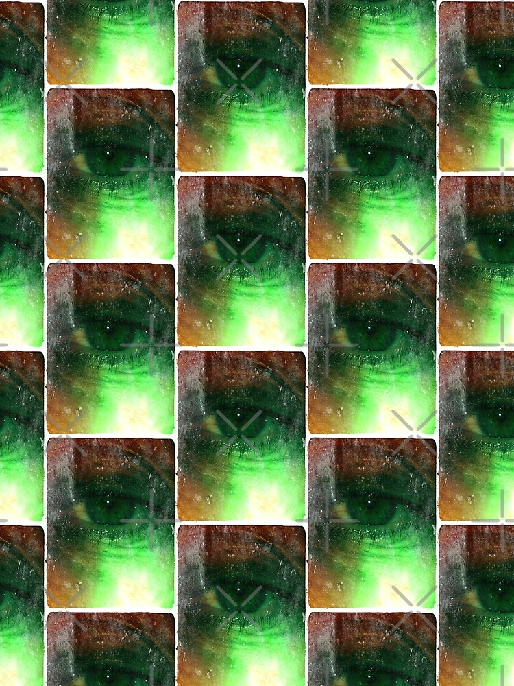 Green Eye, Third Eye by PicsByMi
