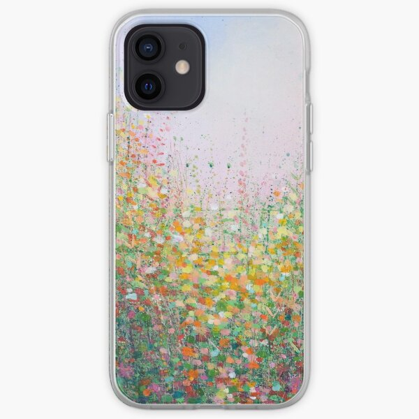 Spring Time Flowers iPhone Soft Case