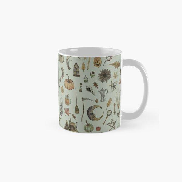 Green Cozy Crone Classic Mug