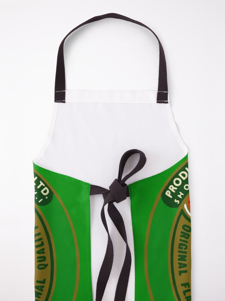 Alternate view of PICKAPEPPA Apron